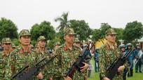Quân khu 4 khai mạc Hội thi pháp luật dân quân tự vệ năm 2021