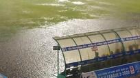Giải hạng Nhất hoãn 2 trận vì mưa lũ; Ronaldo dương tính với Covid-19