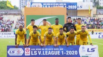 Sông Lam Nghệ An gặp tân binh Bình Định ngày khai màn V.League 2021