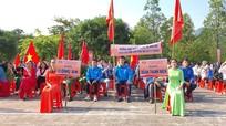 Nghệ An: 900 người diễu hành hưởng ứng tháng hành động vì bình đẳng giới và phòng chống bạo lực