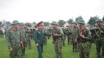 Lực lượng vũ trang Nghệ An phát huy sức mạnh tổng hợp trên mặt trận chống 'diễn biến hòa bình'