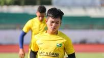 U21 SLNA: Ai sẽ chơi thay vị trí của Thái Bá Sang