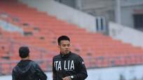 Cựu cầu thủ SLNA và U19 Việt Nam đầu quân cho đội bóng hạng Nhất