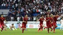 UAE - ký ức tươi đẹp của Đội tuyển Việt Nam