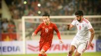 Tuyển Việt Nam đấu UAE:  Lịch sử gọi tên chiến binh áo đỏ!