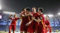 Quế Ngọc Hải và đồng đội nói gì khi tuyển Việt Nam chung bảng với Trung Quốc, Nhật Bản