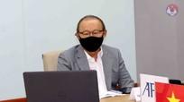 HLV Park Hang-seo: 'Chúng tôi khiêm nhường, nhưng sẽ chơi với tinh thần cao nhất'