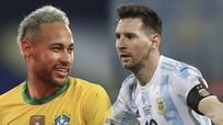 'Chung kết trong mơ' Brazil - Argentina