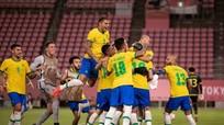 Chung kết bóng đá nam Olympic 2020: Brazil lần thứ 2 liên tiếp lên ngôi!