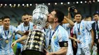 Khi Messi không được bầu là Cầu thủ xuất sắc nhất