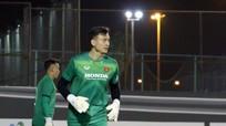 Đặng Văn Lâm rất tự tin nếu được bắt chính trong trận đấu gặp Ả Rập Xê Út