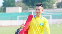Tiền vệ Thái Bảo Trung được đôn lên đội 1 SLNA: Bây giờ hoặc không bao giờ