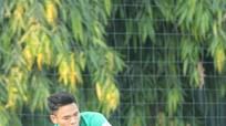 Thầy Park triệu tập thủ môn Trần Nguyên Mạnh lên tuyển Việt Nam