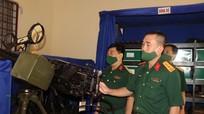 Bộ Tư lệnh Quân khu 4 kiểm tra kết quả thực hiện nhiệm vụ Quân sự - Quốc phòng tại Nghệ An