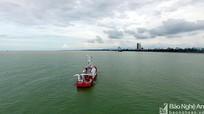 Đề nghị thay nhà thầu vì gần nửa năm vẫn không trục vớt được tàu chìm ở Nghệ An