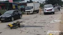Nghệ An: Hơn 100 người thương vong vì tai nạn giao thông trong 3 tháng đầu năm