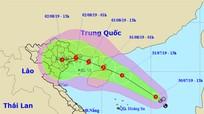 Áp thấp nhiệt đới hướng vào vịnh Bắc Bộ, Nghệ An sắp có mưa lớn