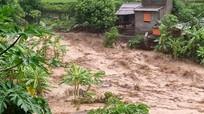 Thời tiết 4/8: Nghệ An có mưa rất to, đề phòng lũ quét