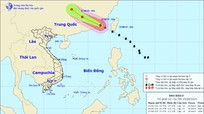 Thời tiết ngày 25/8: Bão Bailu suy yếu thành áp thấp nhiệt đới, Nghệ An có mưa to