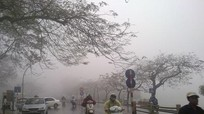 Thời tiết ngày 18/9: Nghệ An có mưa vừa đến mưa to