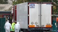 Nghi vấn có nhiều nạn nhân người Nghệ An trong container chứa 39 thi thể ở Anh