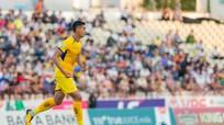 SLNA mất trụ cột quan trọng ở trận đấu với Quảng Nam