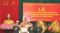 Trung tướng Nguyễn Quốc Thước được phong tặng Anh hùng lực lượng vũ trang