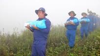 Đẩy mạnh xác minh thông tin, tìm kiếm hài cốt liệt sỹ trên địa bàn tỉnh Nghệ An