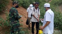 Nghệ An truy tìm 4 người Trung Quốc nhập cảnh trái phép