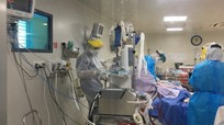 Tối 17/5: Thêm 117 ca dương tính; hơn 400 bệnh nhân 'tiên lượng nặng'