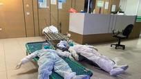 Sáng 27/5: Thêm 25 ca dương tính; Bệnh viện Bệnh nhiệt đới được gỡ phong tỏa