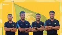 SLNA chính thức công bố ban huấn luyện mới
