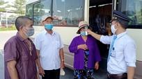 Nghệ An kiểm soát chặt các phương tiện vận tải hành khách từ Hà Tĩnh qua để phòng dịch Covid-19