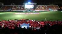 Hải Phòng muốn đăng cai trận gặp Trung Quốc; HAGL có thể mất suất dự AFC Champions League