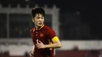 Thủ quân U23 Việt Nam trả lời phỏng vấn AFC trôi chảy bằng Tiếng Anh