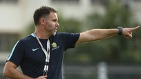 HLV U23 Australia bị chỉ trích thậm tệ vì chủ quan trước U23 Việt Nam