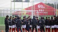 Giật mình với chiều cao của U23 Việt Nam ở VCK U23 châu Á 2018