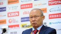 HLV Park Hang Seo lo lắng về thể lực của U23 Việt Nam