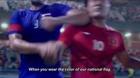 Báo Thái Lan sôi sục vì đoạn trailer phim bóng đá Việt gây tranh cãi