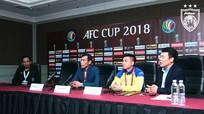 HLV Đức Thắng không dự họp báo, cầu thủ Malaysia tự tin đánh bại SLNA