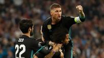 Highlights & bàn thắng: Real Madrid vs Bayern Munich 2-1 (Champions League)