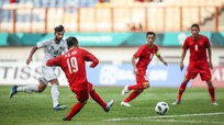 TRỰC TIẾP: U23 Việt Nam -U23  Bahrain