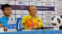HLV Park Hang-seo: 'Tôi đã lên kế hoạch đánh úp Hàn Quốc từ phút 60'