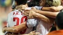 Những hình ảnh xúc động nhất về Olympic Việt Nam tại Asiad 2018