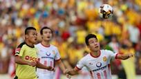 Thắng luân lưu nghẹt thở Hà Nội B, Nam Định trụ lại V.League