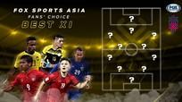 Đội hình tiêu biểu AFF Cup 2018: AFF ưu ái Malaysia, Fox Sports vinh danh Việt Nam