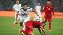 Chấn thương cuối trận gặp Iran, Trọng Hoàng là bài toán khó của ông Park khi đối đầu Yemen