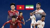 Iran vs Việt Nam: Văn Lâm bắt chính, Xuân Trường dự bị