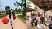 Tuyển thủ Việt Nam đồng loạt chúc mừng năm mới người hâm mộ