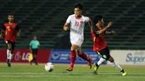 Video bàn thắng U22 Việt Nam 4-0 U22 Timor Leste